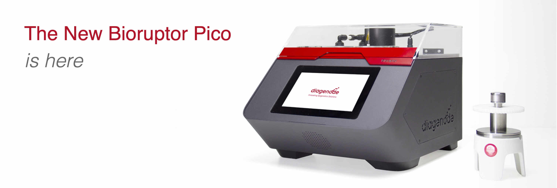 New Bioruptor Pico