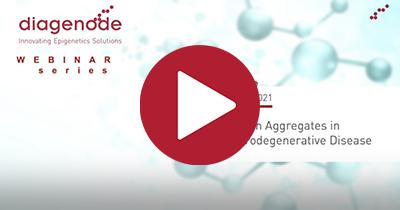 Webinar series: Protein Aggregates in Neurodegenerative Disease