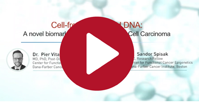 Webinar series: Plasma and urine cell-free DNA methylomes in cancer detection